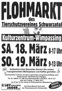 Flohmarkt März 2017